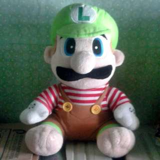 Repriced Luigi Plush Toy