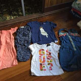 Girl Clothes Size 1