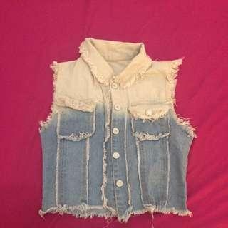 Rompi jeans (mini)