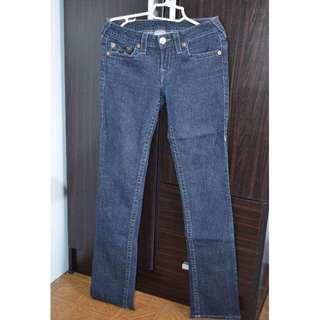 True Religion Straight Womens Jeans