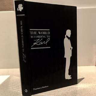 Karl Lagerfeld Fashion Book