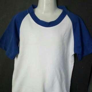 Jersey Shirt Blue
