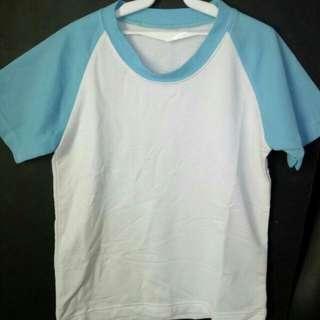 Jersey Shirt Azure