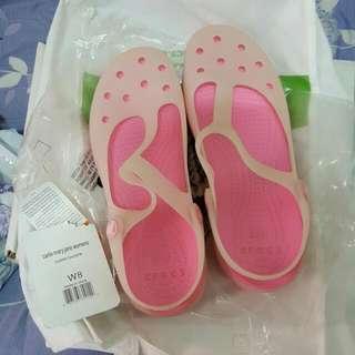 CROCS 馬珍鞋