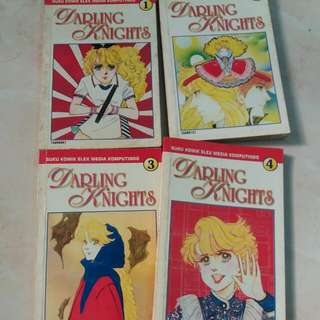 Darling Knights: Yoko Shoji