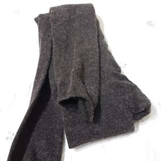 黑灰色 質感好褲襪 絲襪