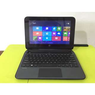 Hp Netbook Touch Screen AMD A4 2GB Ram 320GB Hdd