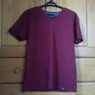 Penshoppe Vneck Shirt
