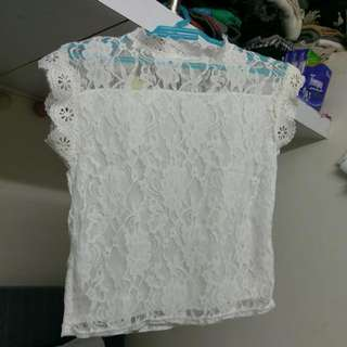 Lace 上衣 #aprilsale