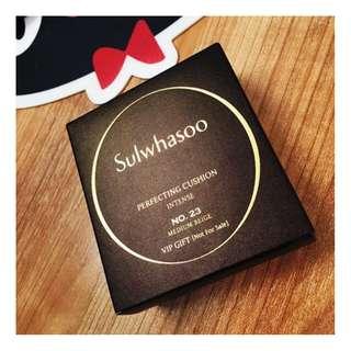Sulwhasoo Perfecting Cushion Intense No. 23 Medium Beige 5g