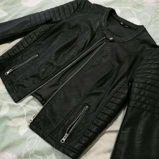 Jayjays Leather Jacket
