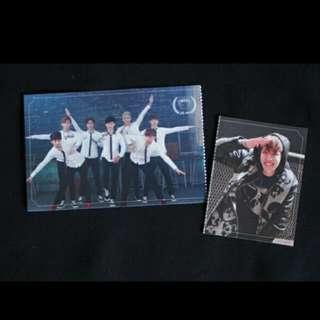 BTS Skool Luv Affair JHOPE + GROUP Official PC