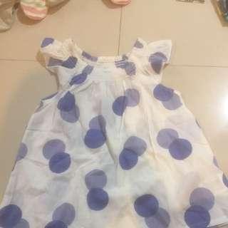 Girl Polka Shirt