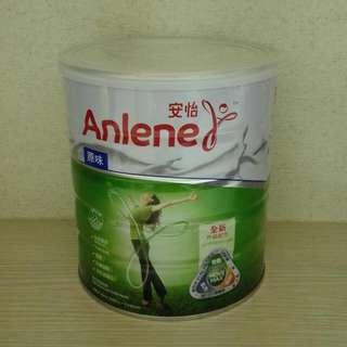 新裝-安怡高鈣低脂奶粉
