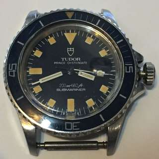 vintage tudor submariner (boy size)