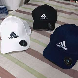 正版adidas愛迪達老帽