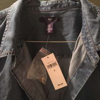 Gap Denim Jacket/dress