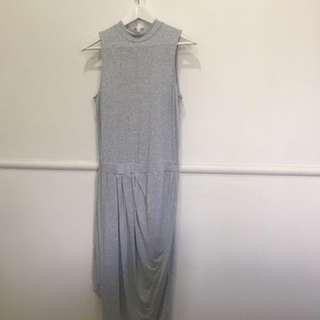 Grey Witchery Dress