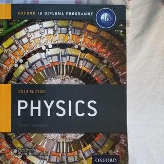Physics Oxford IB Dip Progress By David Homer 2014 ed