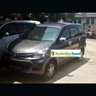 Batam Transport 6 Seater Daihatsu Xenia MPV $40.00 For 1 Day 8hrs - Special Car Rental Promo