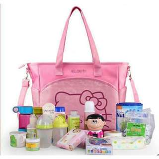 Hello Kitty Baby Diaper Bag