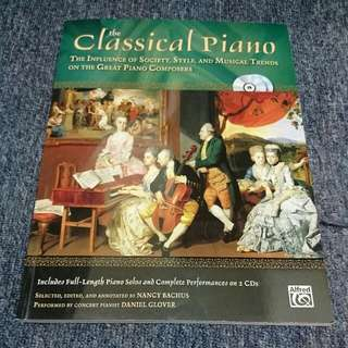 NEW Classical Full Length Piano Solos And Complete Performances On 2 CDs
