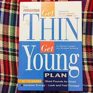 Get Thin Get Young (Fitness Book)