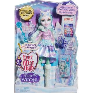 Ever After High Crystal Winter