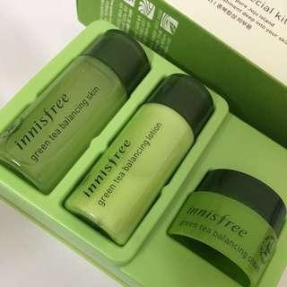 Innisfree Green Tea Balancing Special Kit