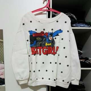 Bat Girl Sweater