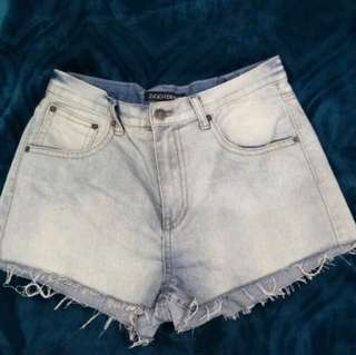 Ziggy Meet My Mum Denim Shorts
