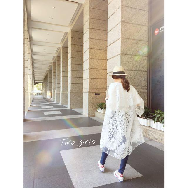 ✨蕾絲罩衫✨