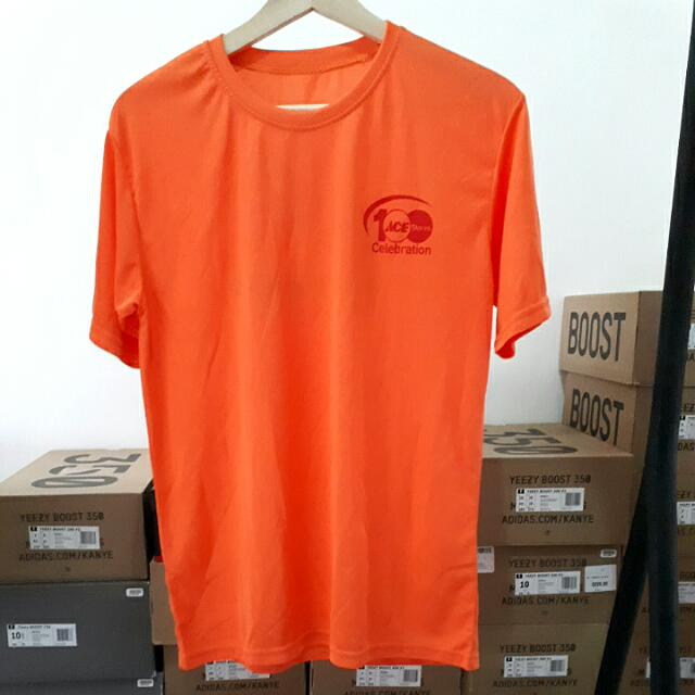 ACE limited edition t shirt kaos pria size M