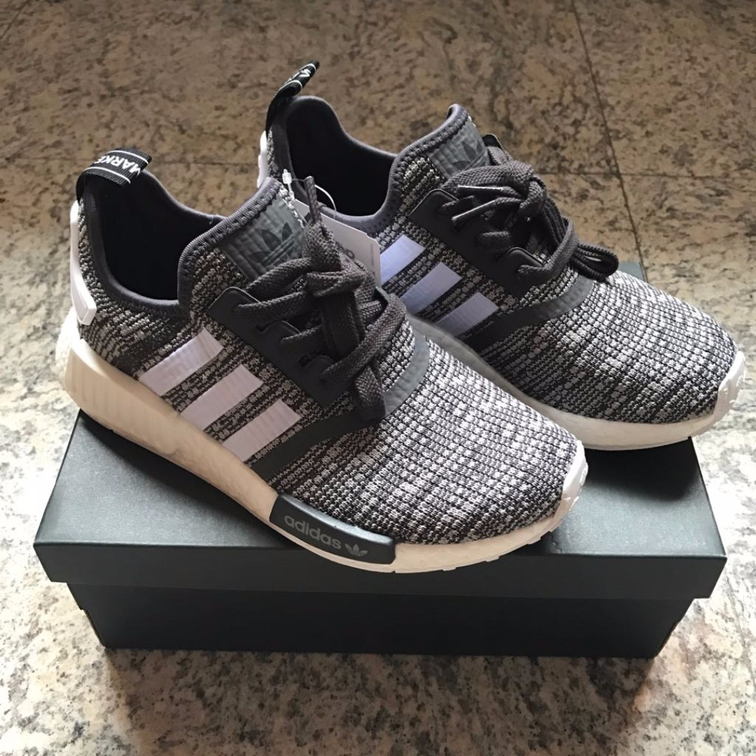 quality design bbccb 9c845 Adidas NMD R1 BY3035, Women's Fashion, Shoes on Carousell