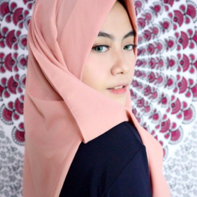 Adreena Hijab Instant 1 Lubang