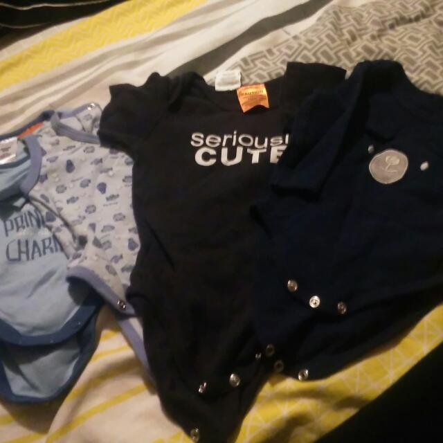 All Sorts Baby Clothes