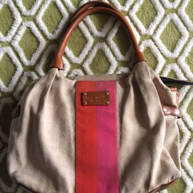 Authentic Kate Spade Stevie Stucco