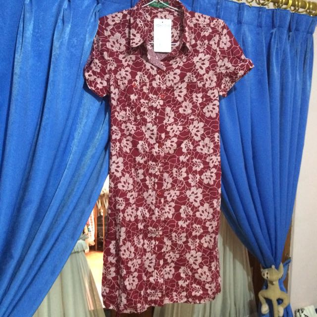 Batik Dress by Poin One