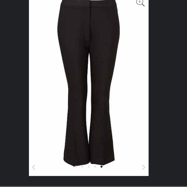 Black Witchery Pants