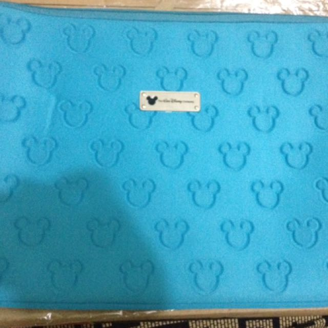 Blue Mickey Mouse Laptop/Macbook Pouch Bag