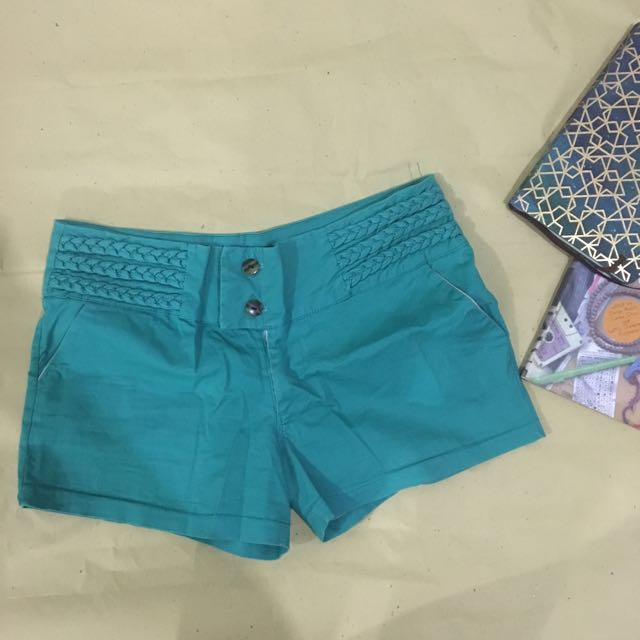 Bluegreen Shorts