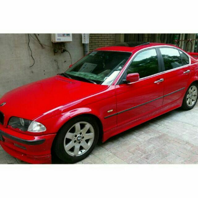 BMW e46-320 2000稅金3000馬力. 年份1998