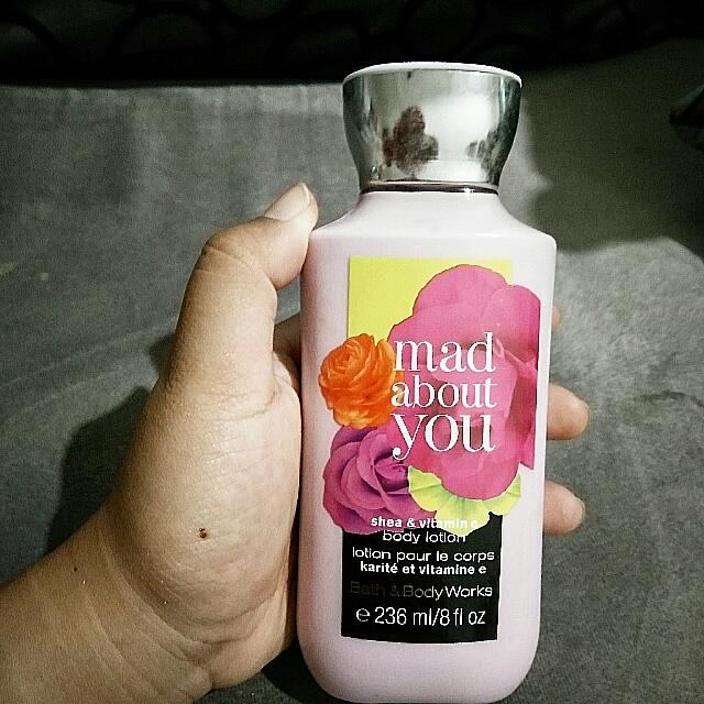Body Lotion By Bath And Body Works