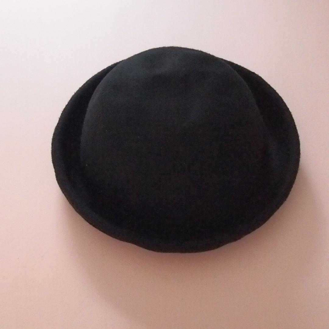 Bowler Hat Hitam
