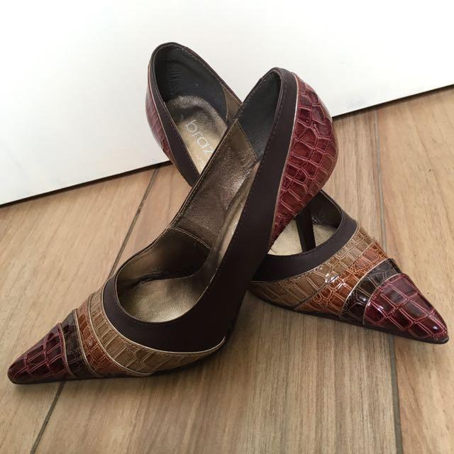 Brazilio Stiletto Heels