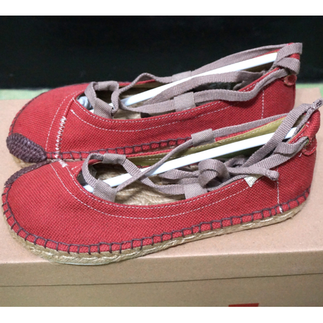 Camper 21547全新紅色娃娃鞋