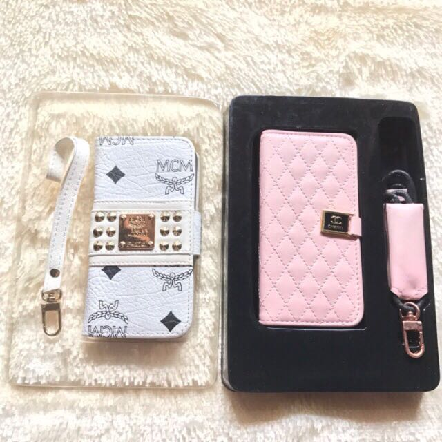 Case Handphone Iphone 5/5s/SE M*M & Ch*nel