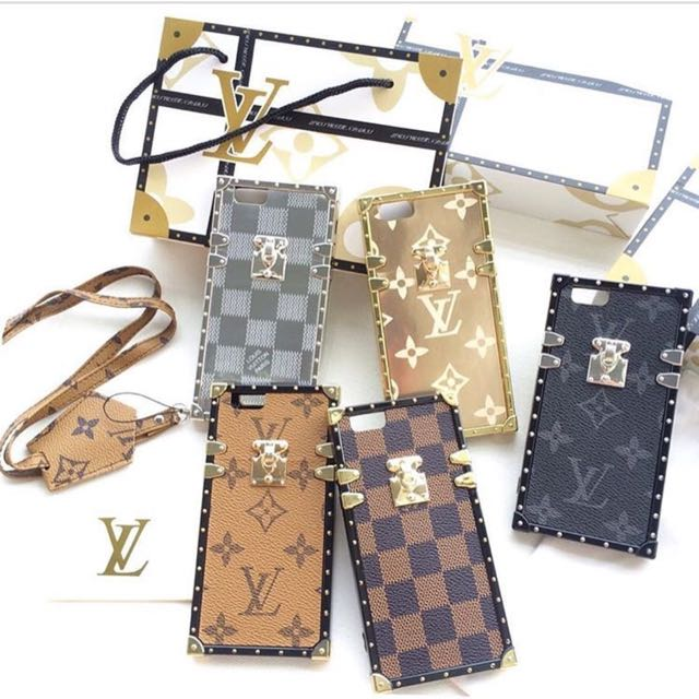 Case LV (Louis Vuitton) Mono