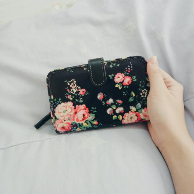 Cath Kidston Purse ( Limited Edition)