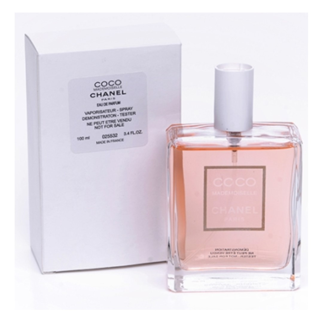 Chanel Coco Mademoiselle Edp 100ml Tester Pack Health Beauty Hand Foot Care On Carousell